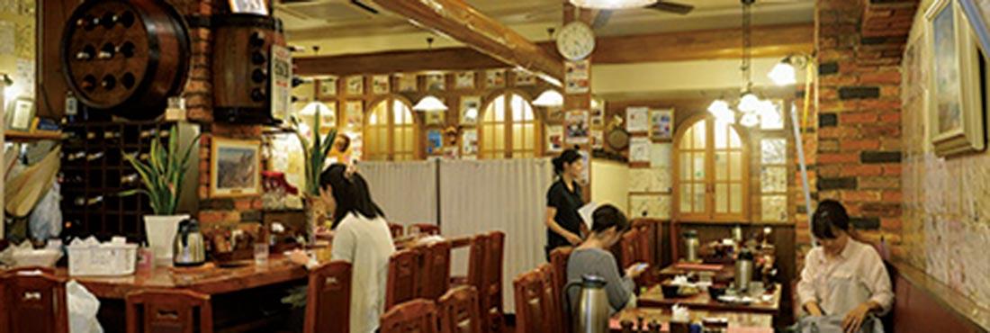 鉄板焼きハンバーグの店 モンブラン 浅草店