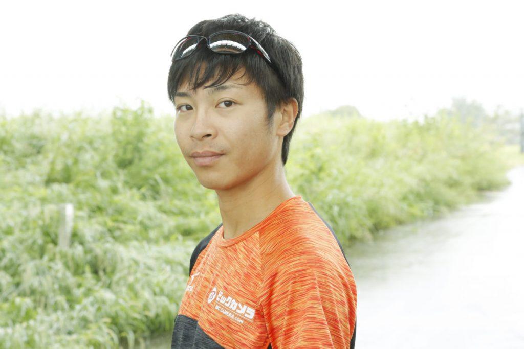 小林快選手