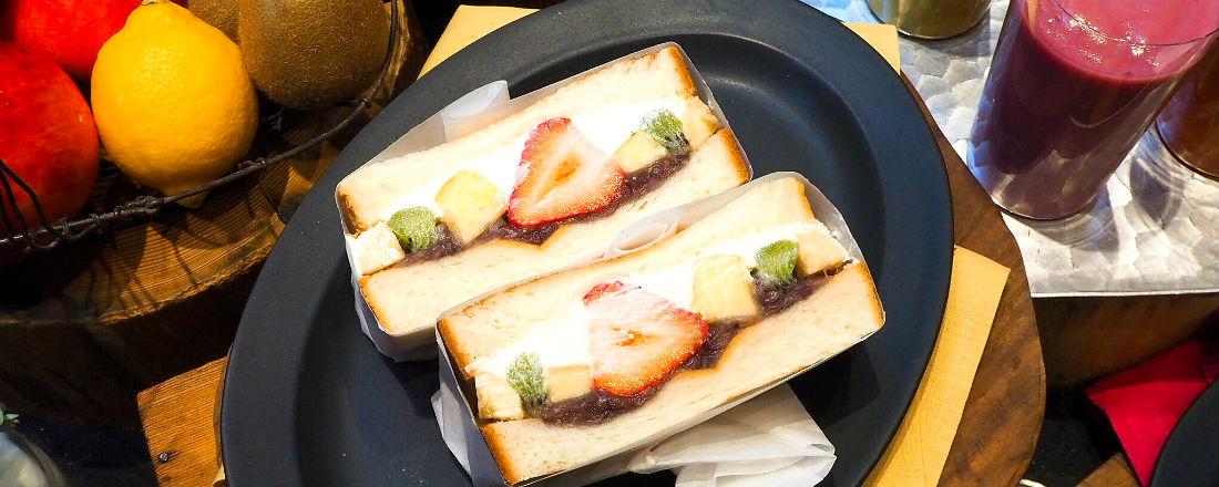 遊び心満点!〈キハチ カフェ〉の新コンセプト店が日比谷にオープン。