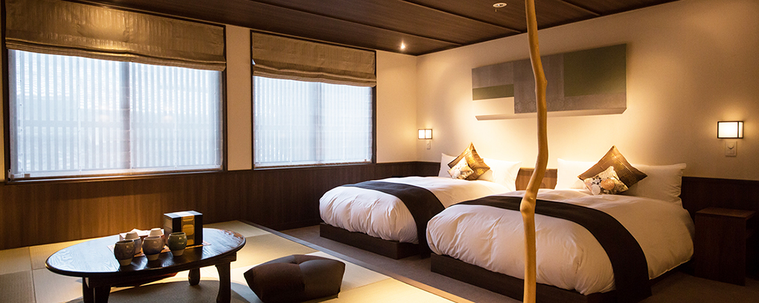 秋の京都旅で泊まりたいのは京を体感できる宿!
