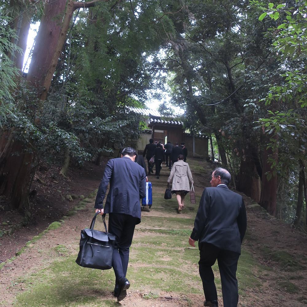 姫路の書写山