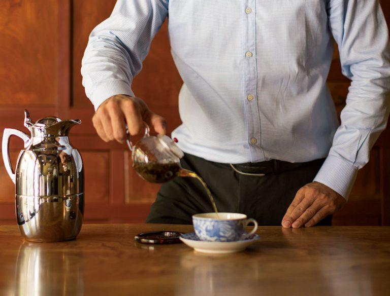 茶房 竹聲