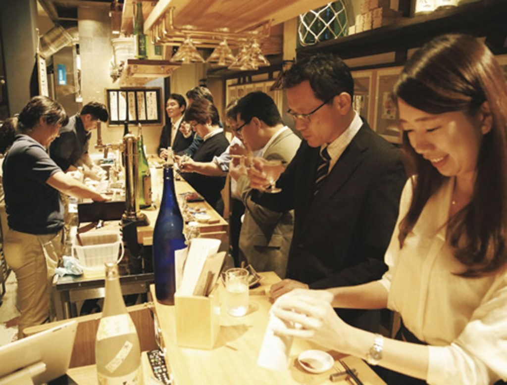 浜松町 日本酒 室 MURO