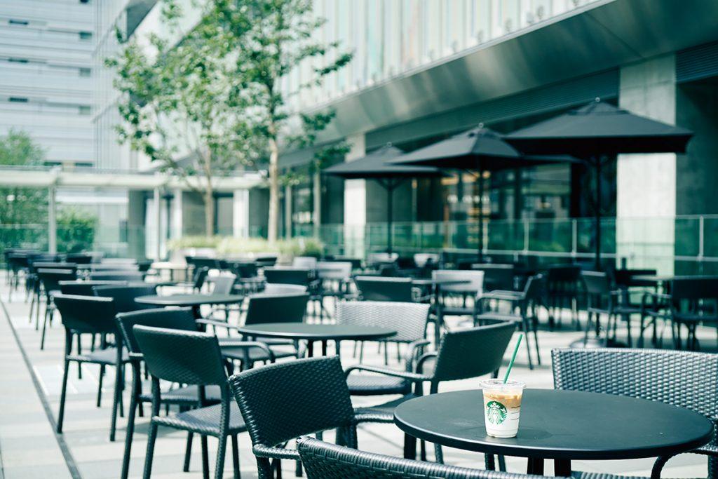 スターバックス コーヒー GINZA SIX店