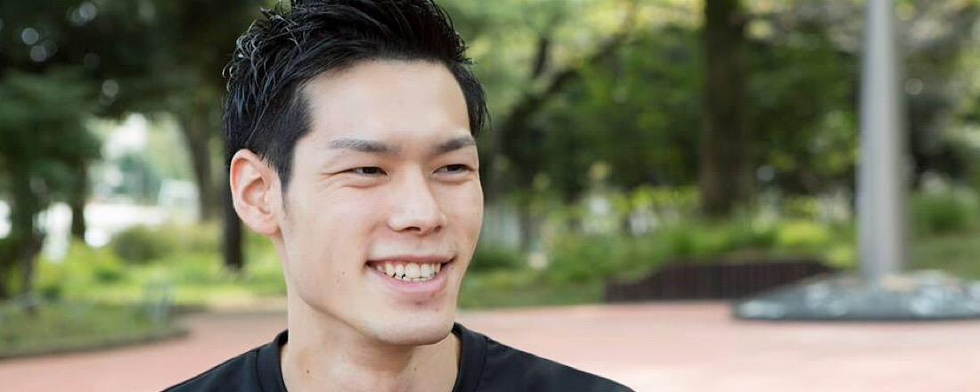 空手 西村拳選手 team:近畿大学