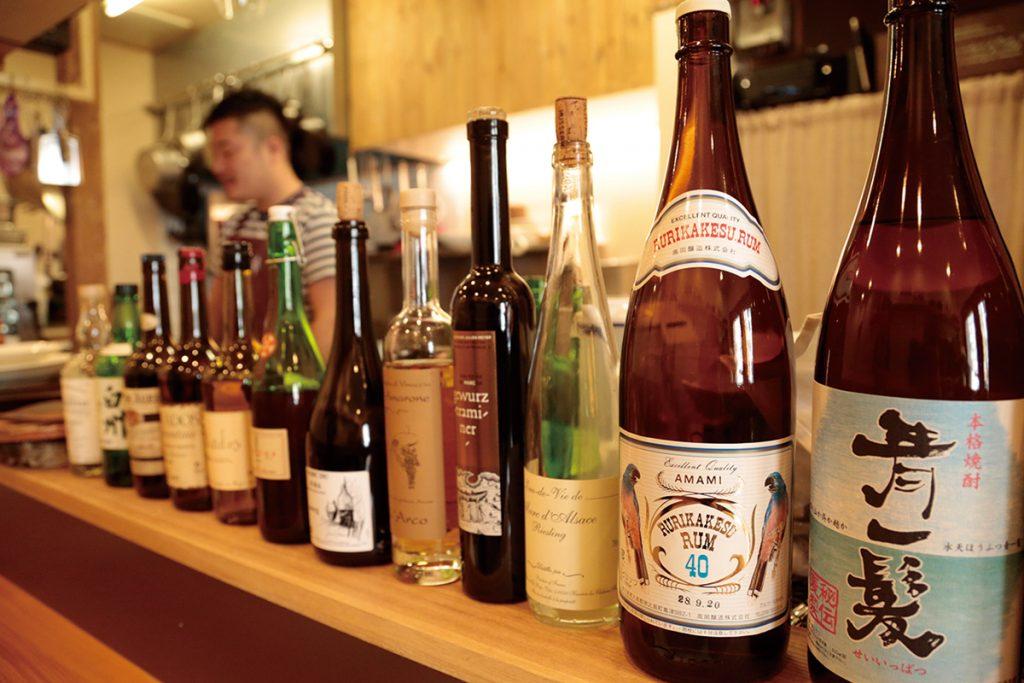 BOLT au crieur de vin