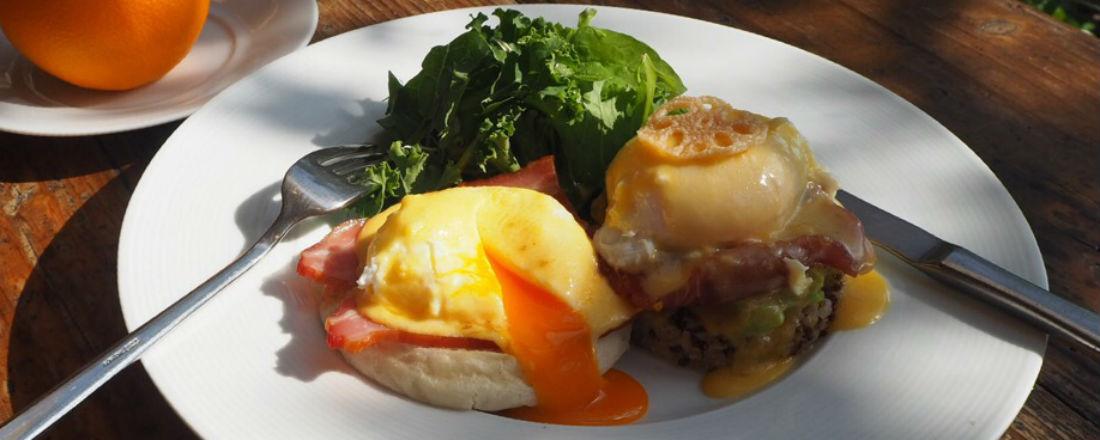 卵料理専門店〈エッグセレント〉のとろ~り美味しい極上モーニングはいかが?
