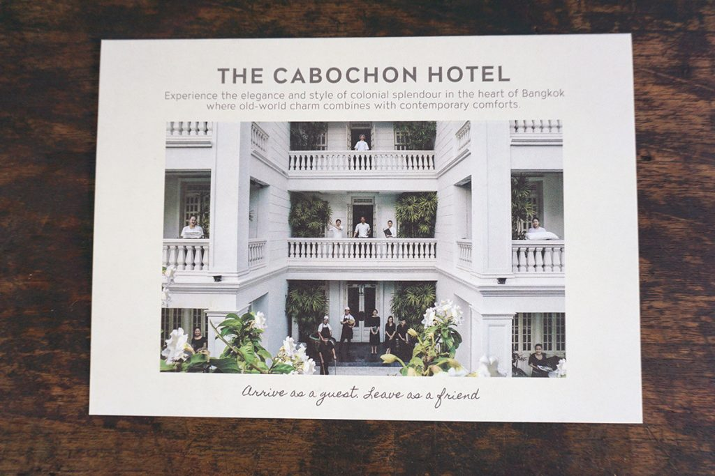 THE CABOCHON HOTEL