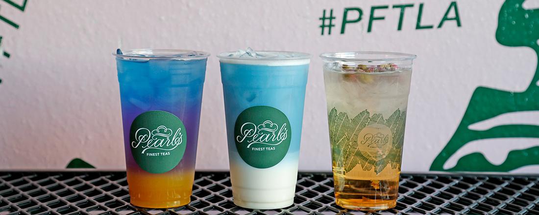 〈Pearl's Finest Teas〉