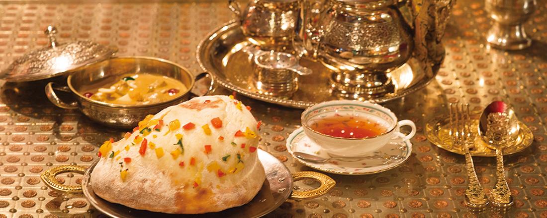 まるでインドの邸宅にお呼ばれ気分♡ゆっくり寛ぐならこだわりのお茶カフェで決まり!