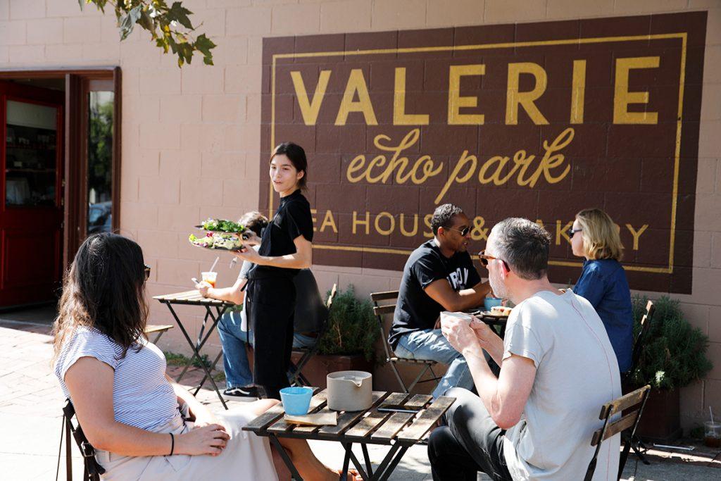 〈Valerie Echo Park〉