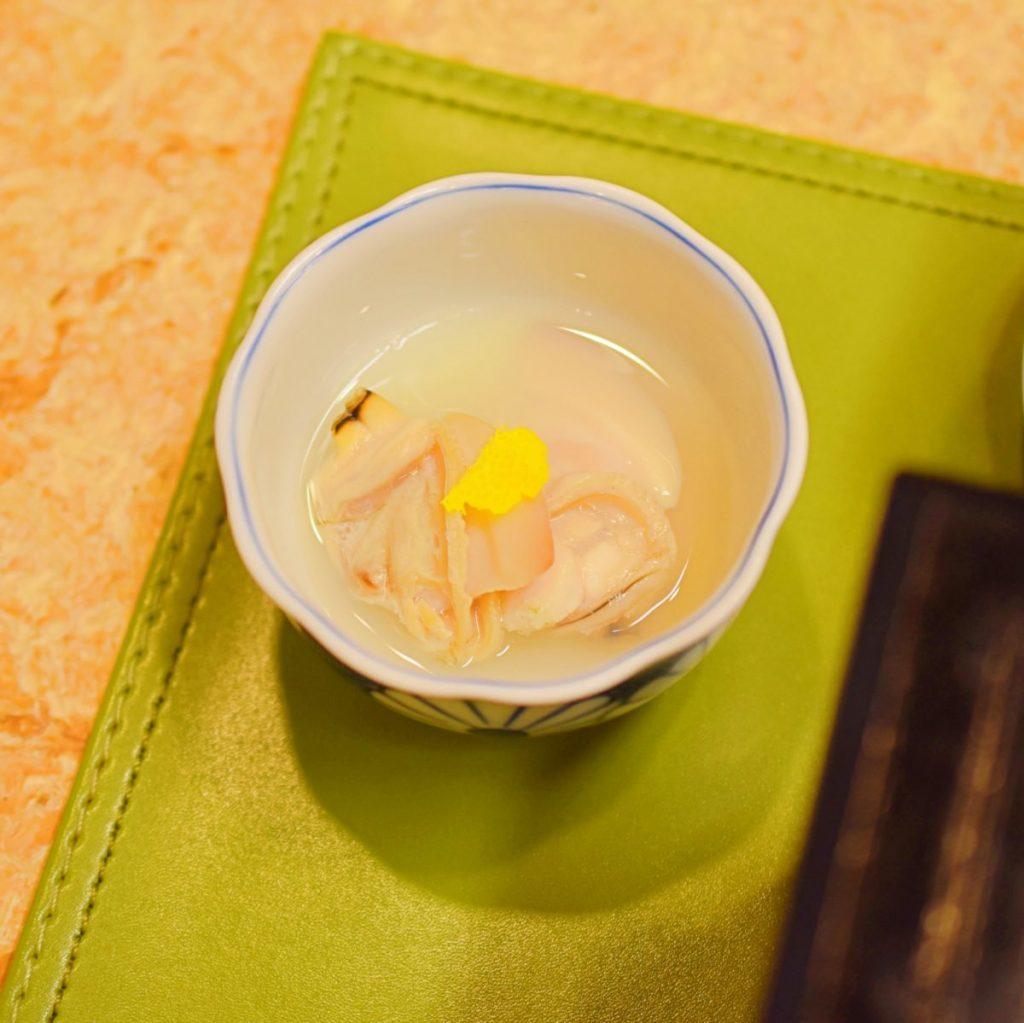 蛤の酒蒸し