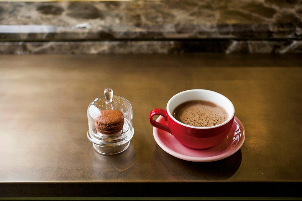 Pâtisserie & Chocolat Bar DEL'IMMO MEJIRO