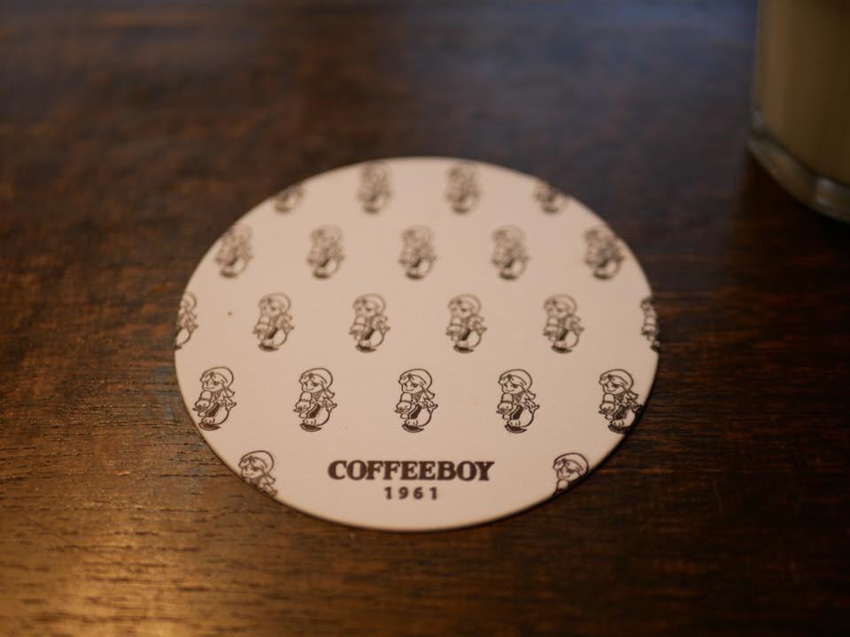 コーヒーボーイ