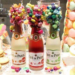 フランス産スパークリングワイン「カフェ・ド・パリ」のポップアップバーが4日間限定オープン!