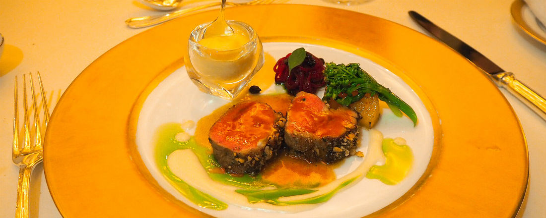 極上フレンチ〈ラ・プロヴァンス〉料理長に数多くの受賞歴を持つ吉本憲司氏が就任!
