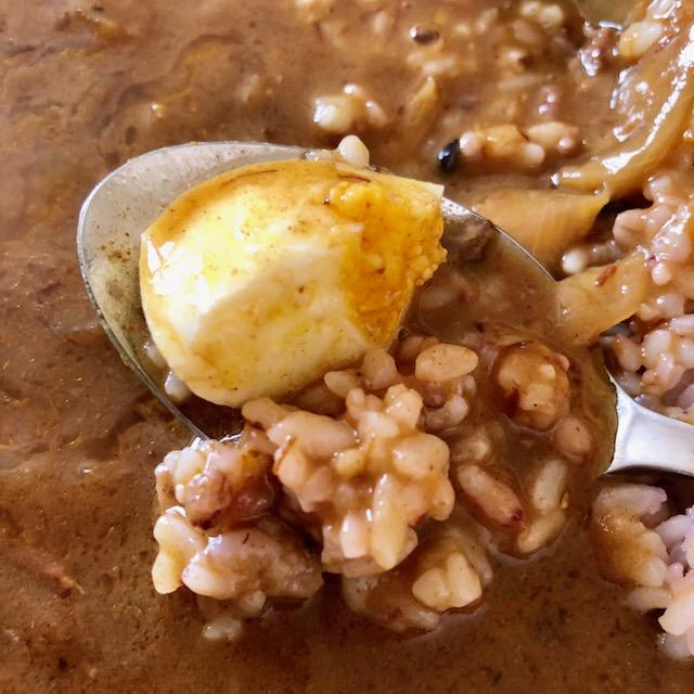 至福の燻製カレー