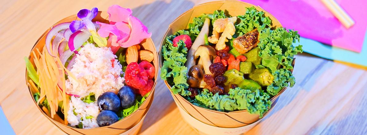 ハワイの人気サラダ専門店〈アロハサラダ〉日本1号店が、原宿にニューオープン!
