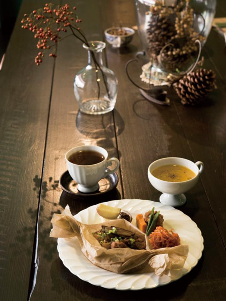 サルトリイバラ喫茶室2