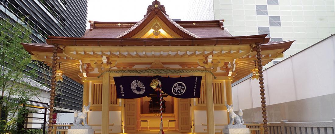 ご利益別!初詣で行きたい都内の人気神社5社