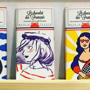 Hanako編集長がサロン・デュ・ショコラ・パリで、チョコレートの未来を占う!