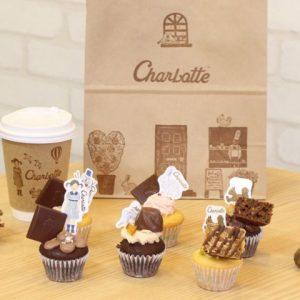 〈ロッテ〉のチョコレート「シャルロッテ」がポップアップショップをオープン!
