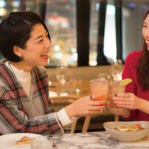 1/31まで!人気モダンギリシャレストラン〈THE APOLLO〉のHanako読者限定プランをチェック!