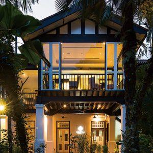 【シンガポール】世界遺産、未来型ガーデンのレストランで極上グルメを堪能!