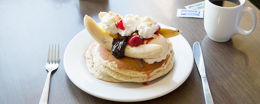 ローカル気分で楽しめる!【ハワイ】ならではのパンケーキ店4選