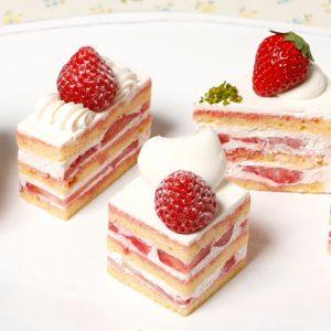 苺好き必食!Hanako注目のプレミアムいちごスイーツ3選