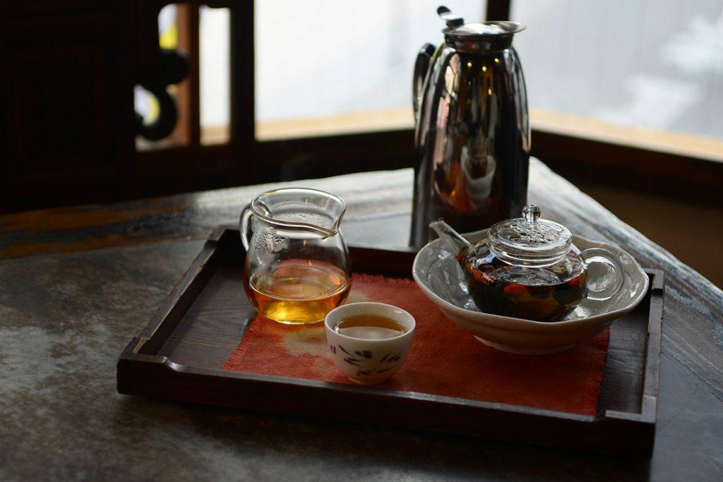 「八宝茶」750円