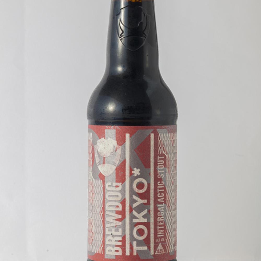 こちらのアルコール度数16.5%のTOKYO1,400円は、12℃以上で味わう。