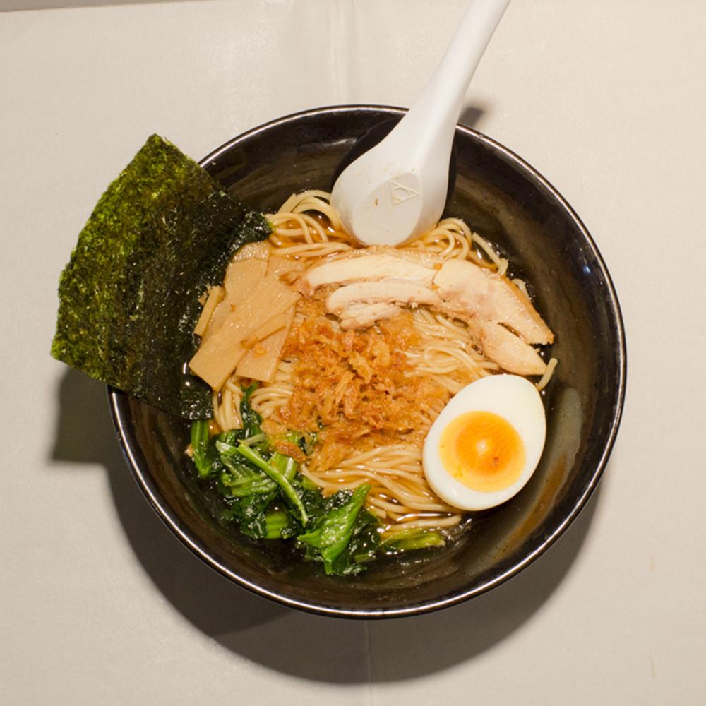 ザ・東京ラーメンスタイルの「浅草ラーメン」700円