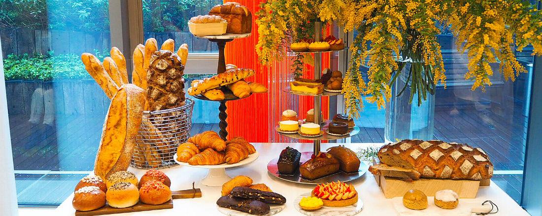 パリの人気パティスリー&ブーランジェリー〈リベルテ〉が日本初上陸!