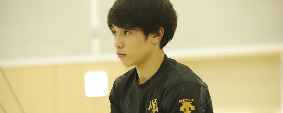 【体操 谷川航選手】昨年の世界選手権では 悔しさと手応えの両方を感じた。