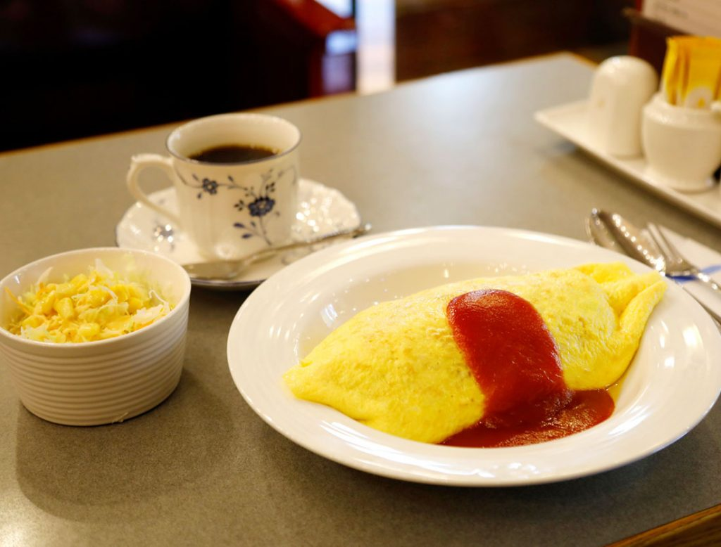 上野 コーヒーショップ ギャラン