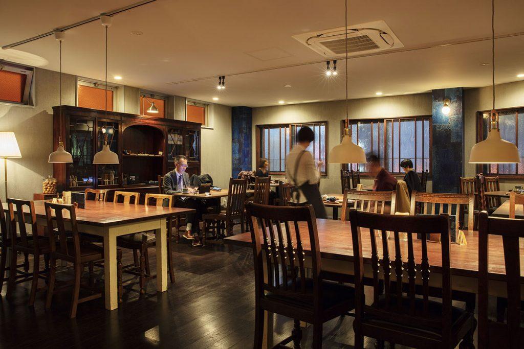 国分寺 胡桃堂喫茶店