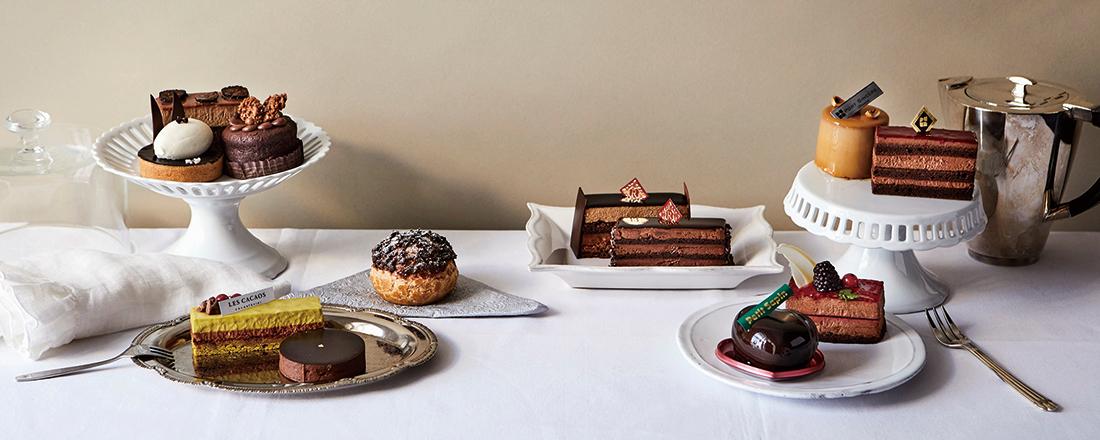 上品な甘さ!Hanako注目パティスリーの魅惑のチョコレートケーキ5選