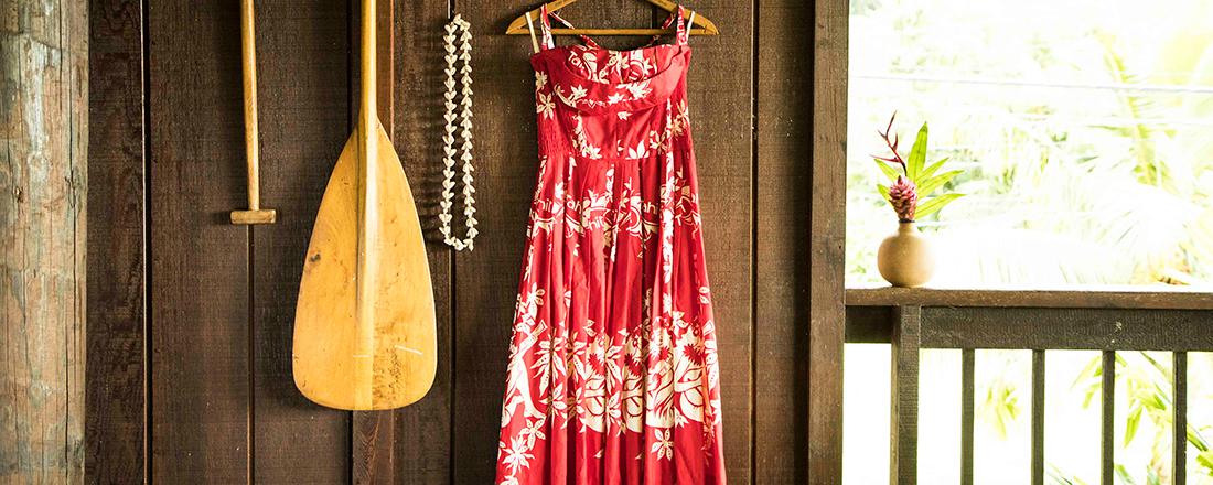 美しく魅せるサンドレスで大ヒット!ハワイでヴィンテージのシャヒーンが欲しい
