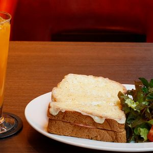 とろける美味しさ。「チーズトースト」がおいしいオススメ純喫茶2軒