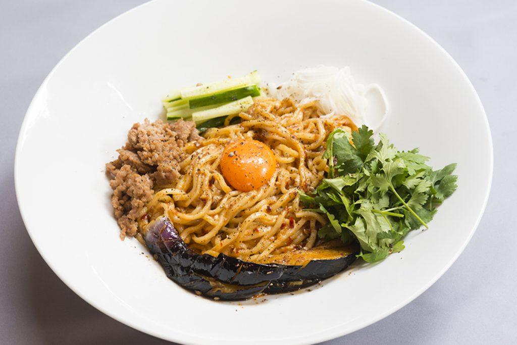 「スパイシー担々麺汁なし 」1,000円(税込)