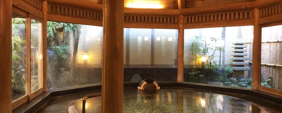 週末プチ旅行でも、雰囲気たっぷりの宿で温泉気分を充分満喫!湯河原・塔ノ沢・草津温泉のおすすめ宿。