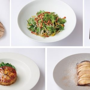GINZA SIX〈銀座大食堂〉で青森の食材づくしのフェア『決め手は、青森県産』を開催中!
