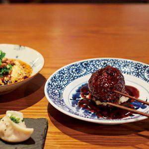 人気中華の焼き餃子に、デトックス水餃子!本当においしい「美食餃子」が食べられるお店。