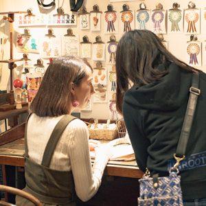 Alice's TOKYO Walk vol.11〈ROOTOTE GALLERY〉at Daikanyama