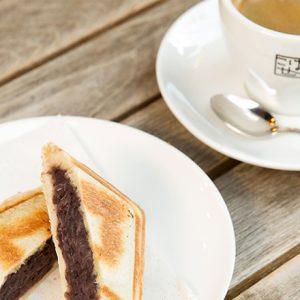 【下北沢】あんこがたっぷりの小倉ホットサンドなど。あんこスイーツがおいしいコーヒーショップ3軒