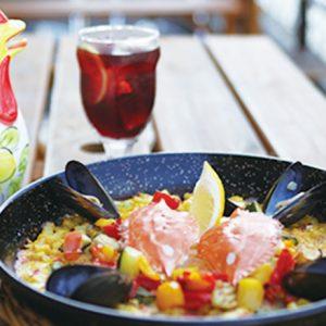 ワイン片手に楽しみたい!水辺テラスのおすすめイタリアン&スペイン料理店