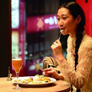 銀座女子会にぴったりな〈GINZA SIX〉のおすすめカフェ3選