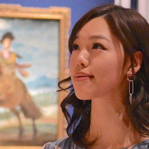 営業女子・村上さんと行く『プラド美術展』。