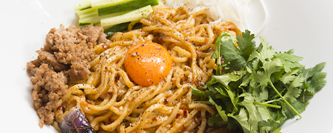 花椒の効いた肉味噌と絡めてツルッと美味しい!東京のおいしい【汁なし担々麺】3選